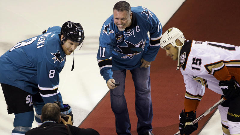 Sharks jersey retirements: Why Owen Nolan should be honored first