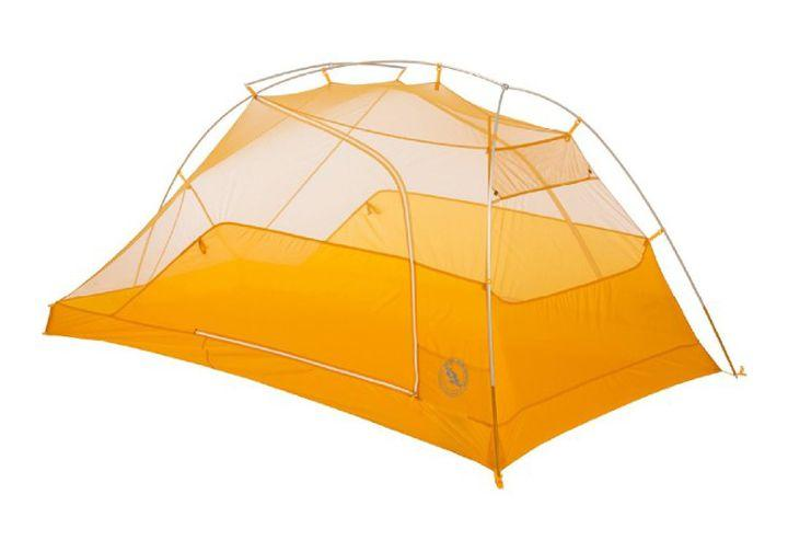 """<p><strong>Big Agnes</strong></p><p>rei.com</p><p><strong>$299.89</strong></p><p><a href=""""https://www.rei.com/product/128908"""" target=""""_blank"""">Shop Now</a></p><p>A great tent is essential for a successful camping trip, and Big Agnes' Tiger Wall is <a href=""""https://www.popularmechanics.com/adventure/outdoor-gear/a27276159/camping-tents/"""" target=""""_blank"""">one of the best</a>. It's light enough for backpackers at just over 2 pounds, but has all the convenient features you need for a comfortable trip like enough space for two adults, two doors, and interior storage pockets. Originally $400, it's now $100 off.</p>"""