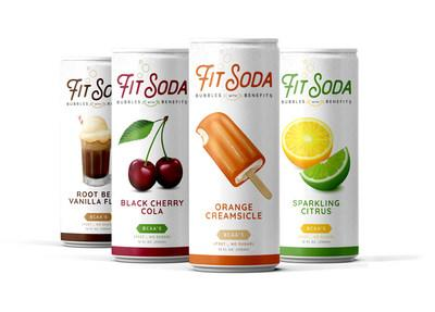 Fit Soda (CNW Group/Koios Beverage Corp.)