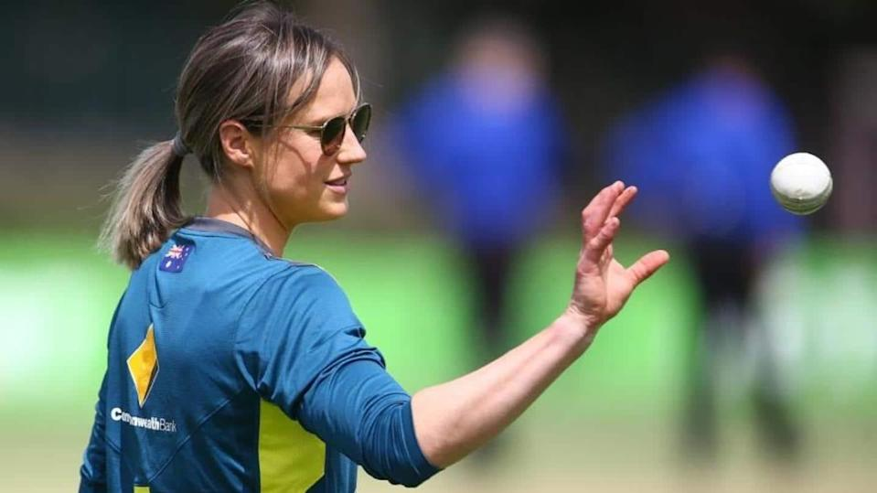 All-rounder Ellyse Perry becomes Australia Women