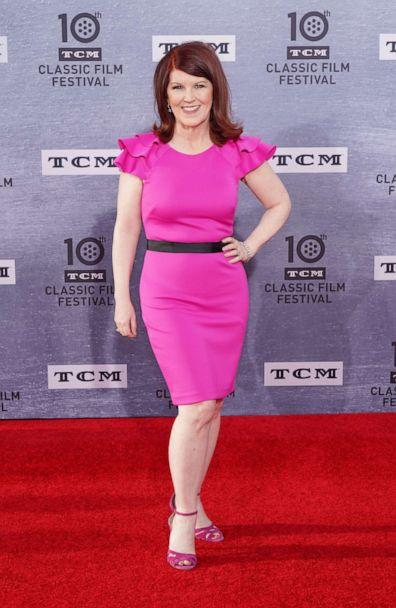 PHOTO: Kate Flannery attends the 2019 TCM Classic Film Festival Opening Night Gala and 30th Anniversary Screening of 'When Harry Met Sally' at TCL Chinese Theatre on April 11, 2019 in Hollywood, California. (Rachel Luna/WireImage/Getty Images)