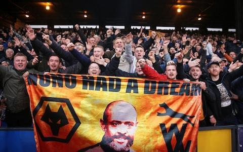 <span>Wolves have made a rapid ascent towards the Premier League's glass ceiling</span> <span>Credit: ACTION PLUS </span>