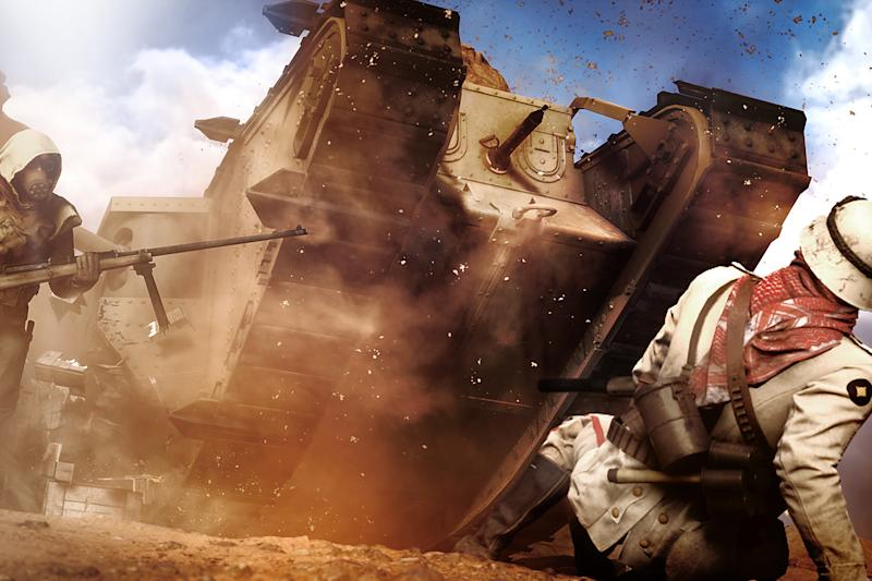 More than 13 million people played open beta for WWI shooter 'Battlefield 1'