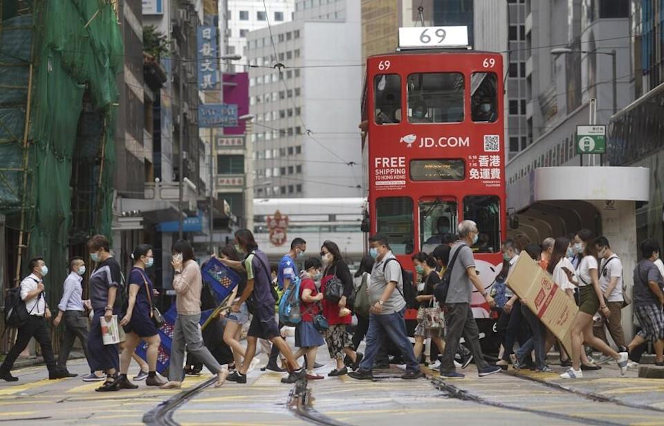 The minimum wage has risen from HK$28 in 2011 to HK$37.50 in 2019, but there will be no further increase this year. Photo: Winson Wong