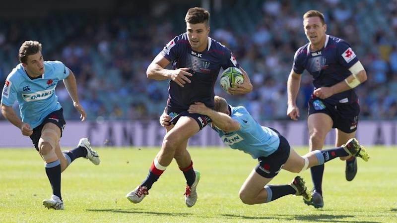 SUPER RUGBY WARATAHS REBELS