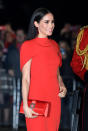 """<em>Yahoo Canada</em> readers couldn't get enough of the <a href=""""https://ca.search.yahoo.com/search?p=MeghanMarkle&fr=fp-tts&fr2"""" data-ylk=""""slk:Duchess of Sussex"""" class=""""link rapid-noclick-resp"""">Duchess of Sussex</a> in 2020. After making the permanent move to her home-state of California, Markle and Prince Harry quickly began laying the groundwork for the next chapter of their lives outside of the confines of the royal family. In June, the Duchess spoke passionately about the impact of systemic racism in the wake of the killings of George Floyd and Breonna Taylor during a convocation speech at her alma mater, Immaculate Heart High School. Markle would go on to become a fervent advocate for voters rights and even produced a sit-down interview with Gloria Steinem for Makers Women on the importance of women exercising their right to vote. Although controversy and ongoing lawsuits still plagued the royal couple, Markle managed to persevere by showing tremendous vulnerability, honesty and compassion. In late November, the Duchess penned a moving essay for The New York Times revealing that she suffered a miscarriage in July while at home in Montecito, Ca. Markle urged readers to look for opportunities to practice empathy whenever possible during the COVID-19 crisis by checking-in and bridging the gap between their private struggle and need for meaningful connection. """"We are adjusting to a new normal where faces are concealed by masks, but it's forcing us to look into one another's eyes — sometimes filled with warmth, other times with tears,"""" Markle wrote. """"For the first time, in a long time, as human beings, we are really seeing one another. Are we OK? We will be."""""""