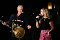 <p>performing at Citi's Taste of Tennis celebration at Tavern On the Green on Aug. 26. </p>