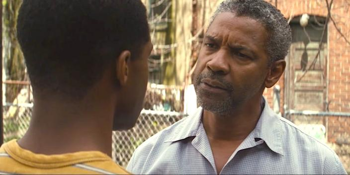 fences paramount