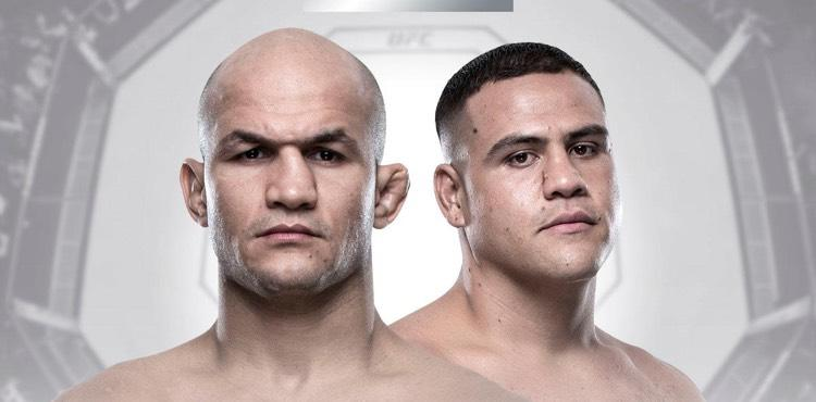 Junior dos Santos, Shogun Rua, and Mark Hunt Land Bouts at UFC Fight Night 142 in Australia