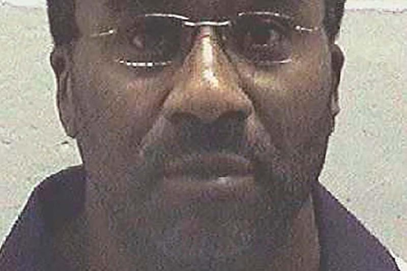 Ray Jefferson Cromartie in custody, who was scheduled to be executed on Wednesday evening: AP