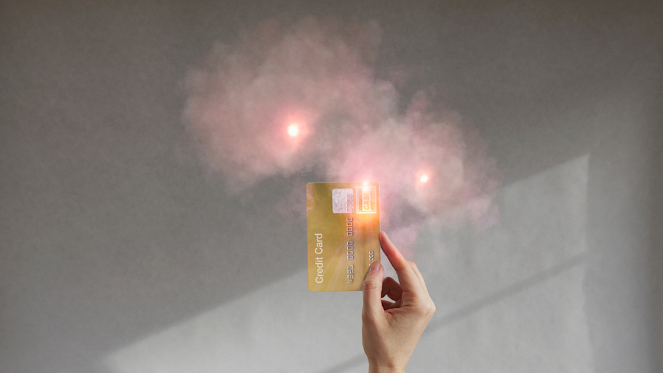 Say goodbye to your credit card. Image: Getty
