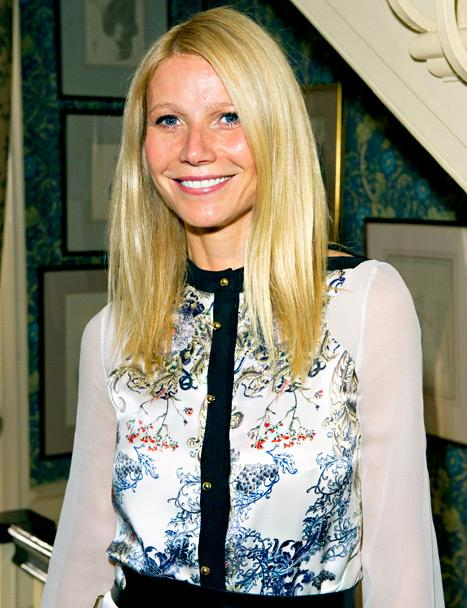 Gwyneth Paltrow Shares Her Daily Schedule: Kids, Workouts, Goop