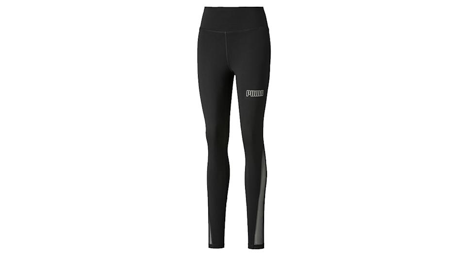 Active High Waisted Poly Women's Leggings