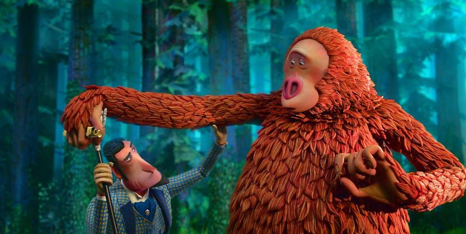 <p> It may feel like an evolutionary step backwards after stop-motion studio Laika&#x2019;s dark, complex Kubo and the Two Strings, but there&#x2019;s still lots to like about their story of a Bigfoot on the hunt for rellies in the Himalayas. Hugh Jackman shows why he should play for laughs more often as dapper, delusional British explorer Sir Lionel Frost, while Emma Thompson crops up as a wonderfully icy Yeti. But as always with Laika, the main thing on your mind is pondering how they managed to create such sophisticated scenes in stop-motion animation. CG isn&#x2019;t the only kid on the animation block&#x2026;&#xA0; </p> <p> <strong>Age range:&#xA0;</strong>6 &#x2013; 10 </p>