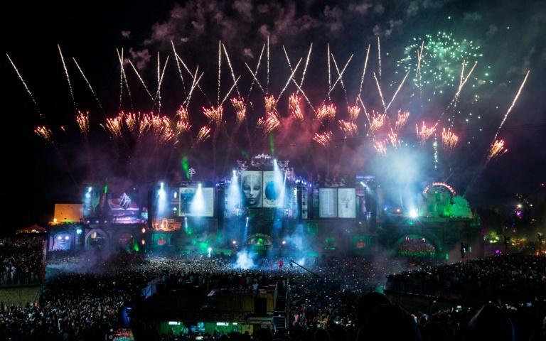 Drugs are a common feature at European dance festivals, despite being discouraged by organisers
