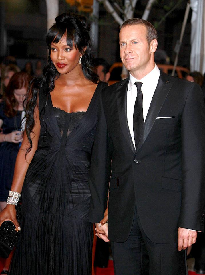 "Supermodel Naomi Campbell, who wowed on the red carpet at the Met Gala with her Russian boyfriend Vladimir Doronin, opened up to Oprah Monday about her infamous anger issues. ""I take responsibility for the things that I have done,"" Campbell told Opes, adding, ""and I do feel a great sense of shame."" Jen Lowery/<a href=""http://www.splashnewsonline.com"" target=""new"">Splash News</a> - May 3, 2010"