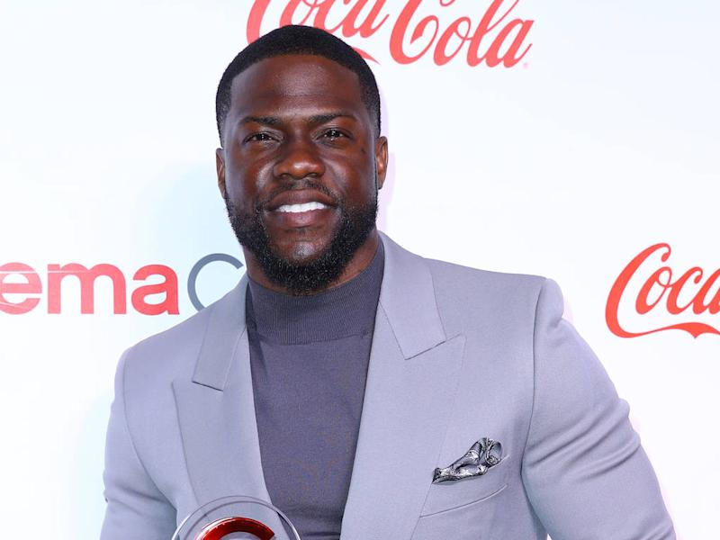 Kevin Hart released from hospital after car crash - report