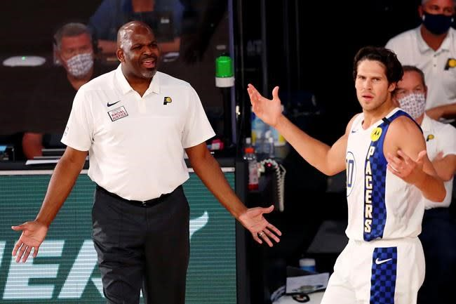 Indiana Pacers fire Nate McMillan following 1st-round sweep