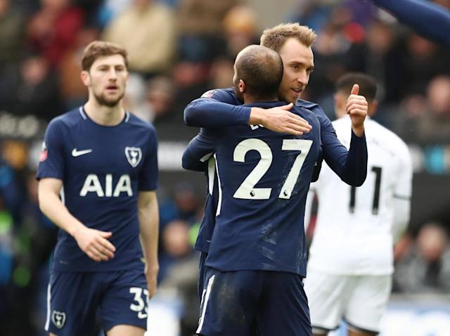 Why Lucas Moura could to be the missing piece of the jigsaw: Five things we learned from Swansea vs Tottenham