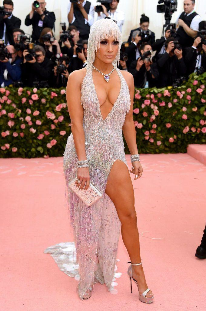 <p><strong>When: </strong>May 2019</p><p><strong>Where:</strong> The Met Gala</p><p><strong>Wearing: </strong>Versace</p>