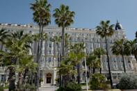Cannes is opening for business