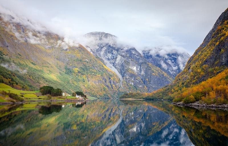 Sognefjord - getty