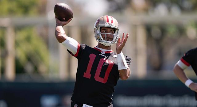 From Jimmy Garoppolo to Todd Gurley, there's no shortage of questions surrounding big-time players in the NFC West.