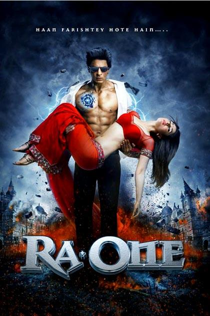 'Ra.One': World class VFX, amazing graphics, innovative marketing, tie-ups with multiple brands and Shah Rukh Khan as the superhero made sci-fi thriller 'Ra.One' a profitable venture. Another highlight of the film was its music, especially the song 'Chamak challo' sung by international rapper Akon. And the marathon promotion by the superstar helped bring people to the theatres.