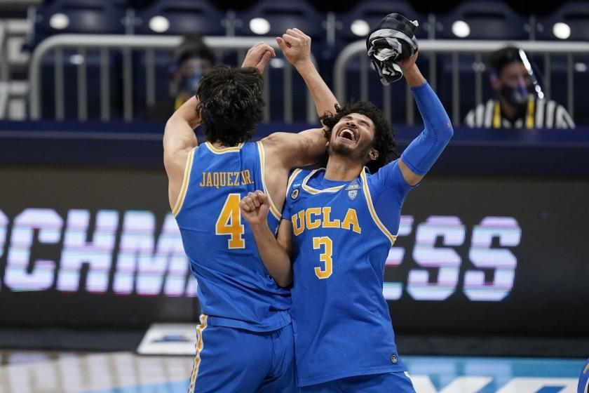 Plaschke Ucla Channels Its Inner Bruin And Becomes Elite Once Again