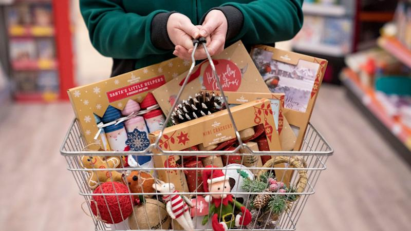 Retailers ditch glitter on cards and plastic in packaging this Christmas