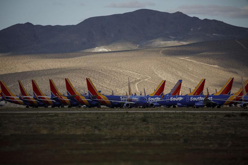 U.S. Airline Bailout Offers Loans and Cash-for-Equity Aid
