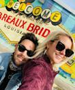 "<p>The <em>Pitch Perfect</em> actress and her boyfriend, drummer Michael Johnson, recently took a romantic trip to Breaux Bridge, Louisiana. ""Just a little cabin on the bayou in Louisiana far away from the rest of the world,"" <a href=""https://www.instagram.com/p/CJtrbw_r67A/"" rel=""nofollow noopener"" target=""_blank"" data-ylk=""slk:the actress wrote"" class=""link rapid-noclick-resp"">the actress wrote</a> of their accomodations.</p>"