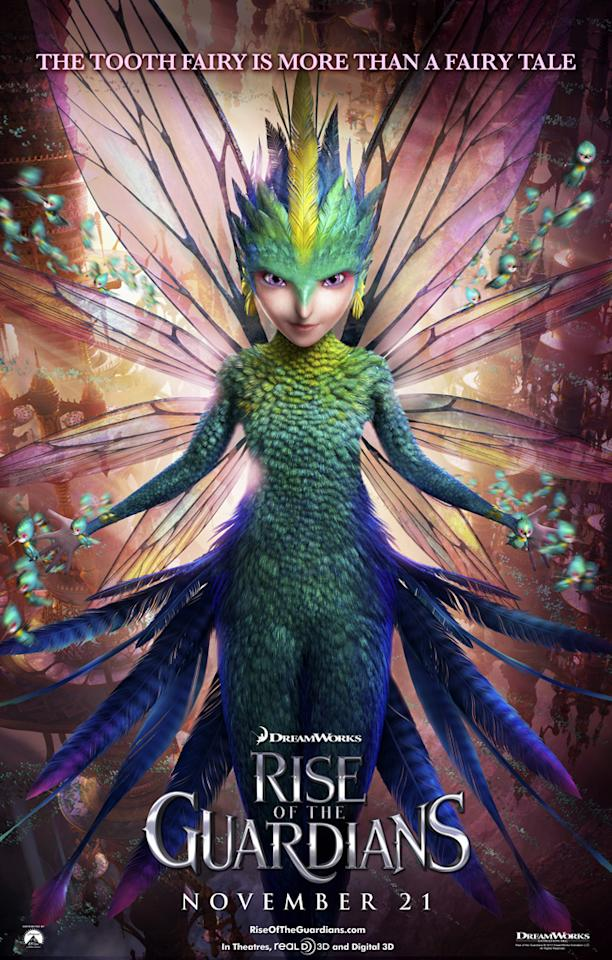 Rise Of The Guardians Stills