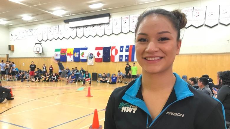 Women from N.W.T. are smashing records at the Arctic Winter Games
