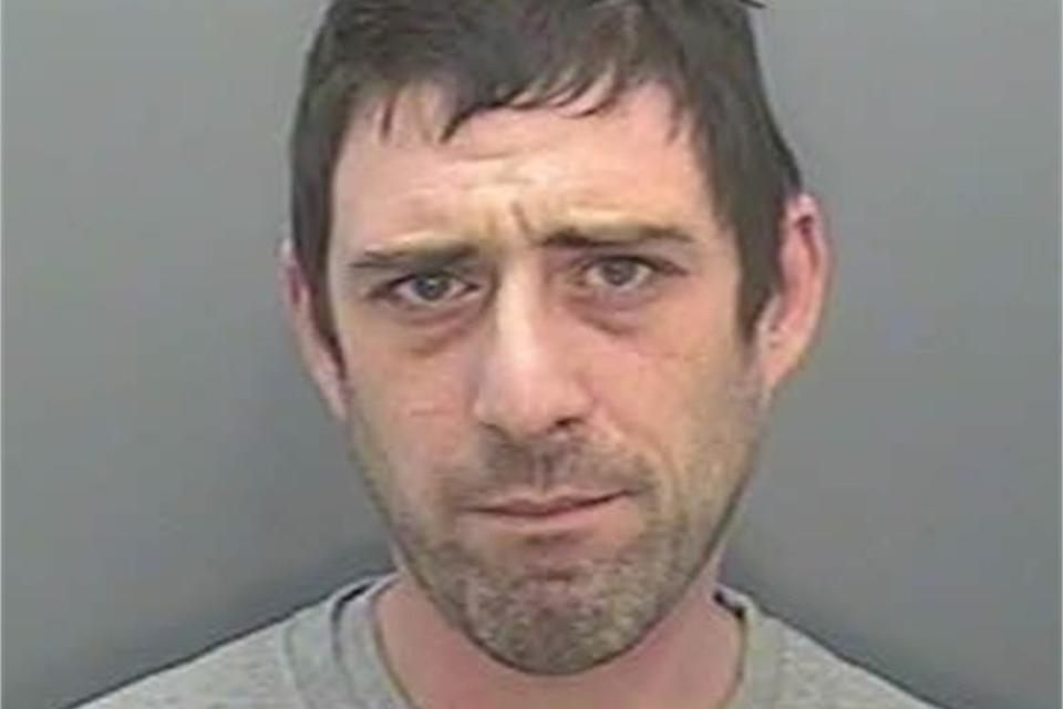 Robinson beat the 77-year-old to death  (Devon and Cornwall Police)