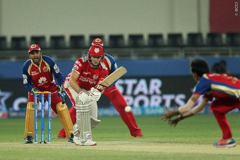 KXIP vs RCB in the UAE in IPL 2014