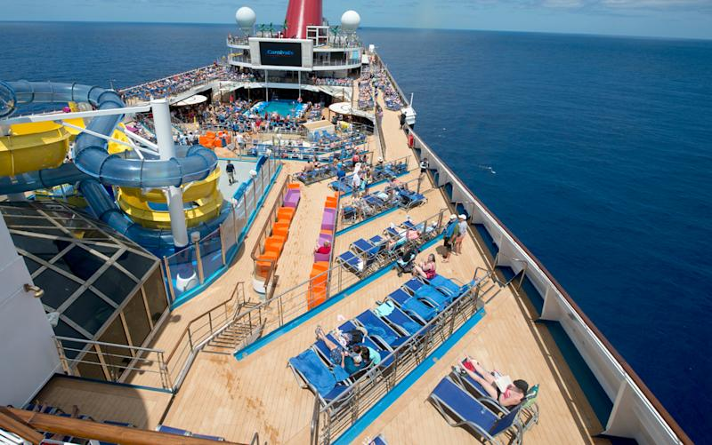 Courtesy of Carnival Cruise Line