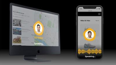 VOIQ has introduced the first AI Conversational Voice Assistant for websites, web apps and mobile apps.