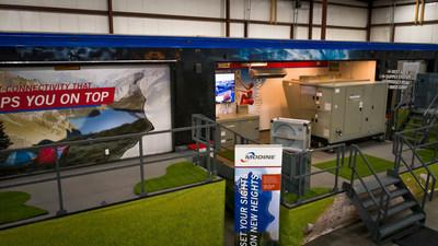 Traveling across North America, Modine's 2019 Innovation Tour is based on the theme of Peak Performance and features professional development seminars and showcases a full line of HVAC solutions integrated into a 53 foot semi-truck.