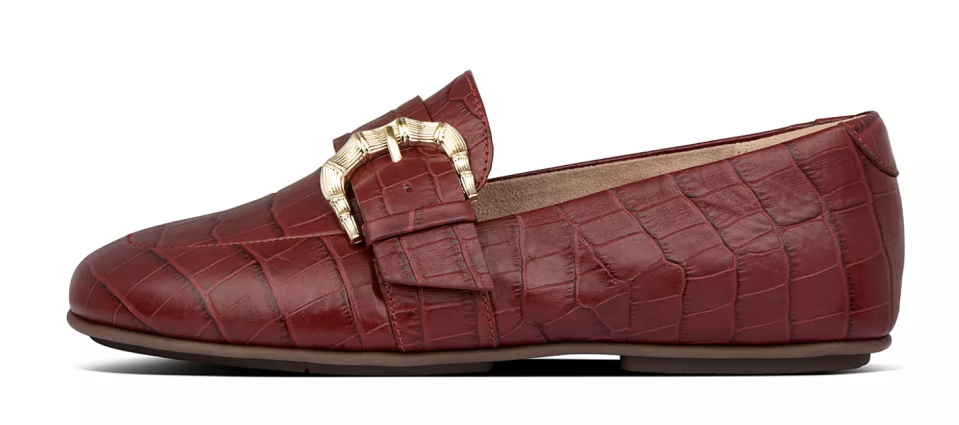 These under-$40 loafers look like they should cost hundreds. (Photo: FitFlop)