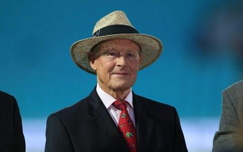 Geoffrey Boycott pictured on September 15 during day four of the fifth test match at The Kia Oval - Credit: Mike Egerton/PA