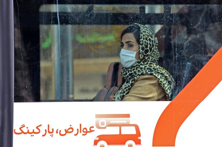 Iranians have been taking precautions against the COVID-19 virus since the country's first deaths were reported last week