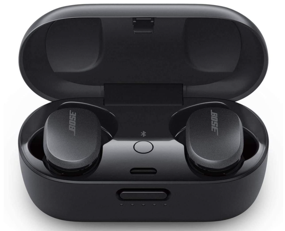 Bose QuietComfort Noise Cancelling Earbuds in Black