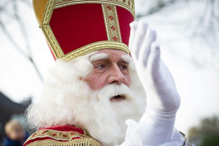 Sinterklaas, based on St. Nicholas is celebrated every year in the Netherlands (Photo by Jaap Arriens/Pacific Press/LightRocket via Getty Images)