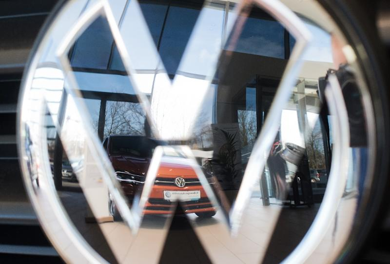 'Dieselgate' remains a challenge for VW (AFP Photo/Julian Stratenschulte)
