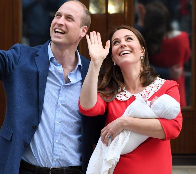 The royals waved to adoring fans. Source: Getty Images