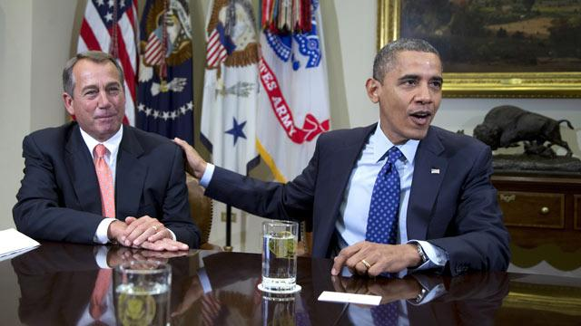'Fiscal Cliff' Feels More Like Chicken Than Negotiation