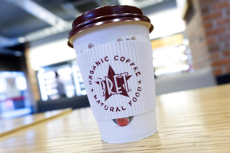 <p>Pret A Manger is set to open stores in four Tesco shops</p> (AFP/Getty Images)