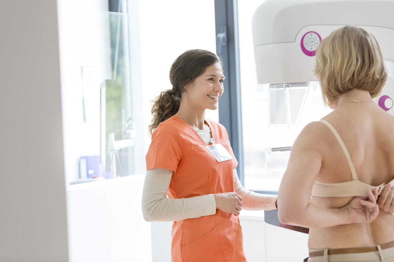 "<p>The numbers around <a rel=""nofollow"" href=""https://www.womansday.com/health-fitness/womens-health/a51739/what-doctors-want-you-to-know-about-breast-cancer/"">breast cancer</a> are scary: According to the <a rel=""nofollow"" href=""https://www.cancer.org/cancer/breast-cancer/about/how-common-is-breast-cancer.html"">American Cancer Society</a> (ACS), the odds of a woman <a rel=""nofollow"" href=""https://www.womansday.com/life/inspirational-stories/a22091958/kathy-townsend-living-with-breast-cancer/"">developing the disease</a> in her lifetime is about 12%, or 1 in 8. In 2018, the ACS estimates that there will be about 266,120 new cases of invasive breast cancer diagnosed, 63,960 new cases of <a rel=""nofollow"" href=""https://www.breastcancer.org/symptoms/diagnosis/invasive"">non-invasive breast cancer</a> reported, and 40,920 women are likely going to die from the disease. </p><p>But knowledge can save lives, which is why <a rel=""nofollow"" href=""https://www.womansday.com/health-fitness/womens-health/a2010/3-sites-forsupporting-breast-cancer-awareness-111886/"">Breast Cancer Awareness Month</a> is so important. Not only should you know the <em>facts</em> about <a rel=""nofollow"" href=""https://www.womansday.com/health-fitness/womens-health/g2602/breast-cancer-symptoms/"">breast cancer</a>, but you should also be aware of what simply isn't true. From the significance of an unexpected lump to the importance of your family tree, here are seven common myths every woman should know. <em></em><br></p>"
