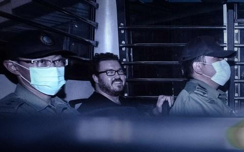 British banker Rurik Jutting - Credit: AFP
